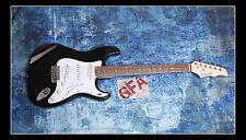 **GFA* Vegas Girl *CONOR MAYNARD* Signed Electric Guitar C3 PROOF COA**