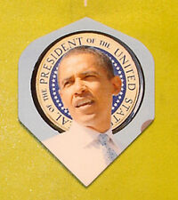 Dart Flights: Barack Obama - 1 Set +2 Bonus Sets
