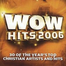WOW Hits 2006 by Various Artists (CD, Oct-2005, 2 Discs, EMI Christian Music Gr…