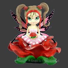 *RAVISHING ROSETTA* Limited Edition Fairy Figurine By Jasmine Becket-Griffith