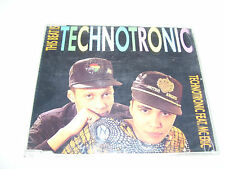 TECHNOTRONIC FEAT. MC ERIC - THIS BEAT IS * 5 track CD MAXI GERMANY 1990 *