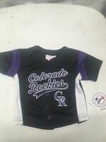 Colorado Rockies Jersey Infant