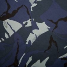 Camo Cotton Drill Fabric Army Military Camouflage Material 149cm Wide