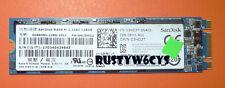 Genuine SanDisk X400 M.2 22800 128GB Solid State Drive SD8SN8U-128G-1012 3HD3T