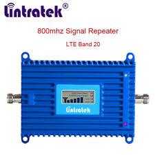 4G LTE 800MHz Signal Booster Band20 70dB handy verstärker ripetitore für O2