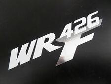 Yamaha  WR426F Graphics FENDERS 1999-2003