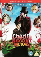 [DVD] Charlie and the Chocolate Factory