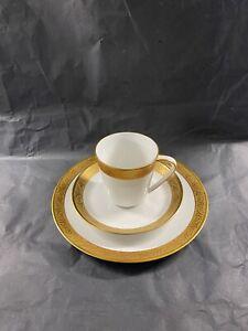 Kaffeetasse - Hutschenreuther - Noblesse- Goldrand - Coffee Cup - Kaffeegedeck