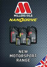 Millers CFS 10w-50 NT Full Synthetic Car Engine Oil 5 LITRES 5L 7964