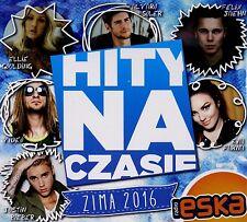 Hity na czasie - Zima 2016 (CD 2 disc) NEW