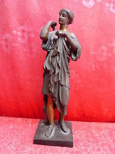 bella,vecchio figura metallo__Antica Bellezza___27cm_