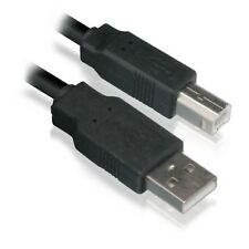 1.8 M Printer Cable High Speed, USB (A-B) for Canon PIXMA iP7250 iP2850 iX6850