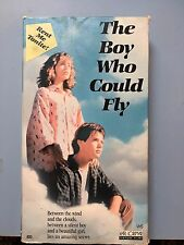 The Boy Who Could Fly (VHS, Karl Lorimar, 1986)