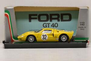 FORD GT 40 SPA 1968 #32 BOX 1/43 NEUVE EN BOITE