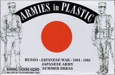 Armies in Plastic Russo-Japanese War 1904-1905 日本の歩兵 1/32 Scale 54mm