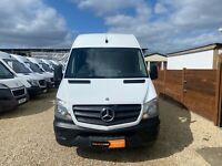 Mercedes-Benz Sprinter 310 64 Reg Short Wheel Base High Roof Direct Company