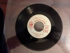 1955 PROMO EXC RARE Peggy King You Did, You Did/please wait for me 40524  45