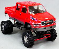 Axial SCX10 1/10th RC Truck  GMC TOP KICK DUALLY 4WD 1.9 Rock Crawler 8.4V SWB