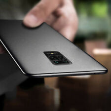 Ultra-thin Black Soft Case Cover For Xiaomi 11 Lite Redmi 9A PC Note 10 9S 8 Pro