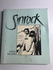 SINROCK by FRED BIGJIM, SOFTCOVER (b7)