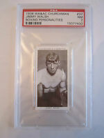 1938 JIMMY WALSH BOXING CHURCHMAN PSA GRADED 7 NEAR MINT CARD