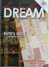 Living the Dream Creative Stitcheries/Clever Scrapbooking by Leanne Beasley 2005