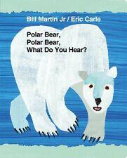 Polar Bear, Polar Bear, What Do You Hear? (Brown B