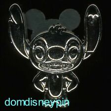 Disney Pin WDW 2018 Hidden Mickey Collection *Stitch Attitudes* Happy (Chaser)!