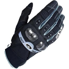 AXO Vr-x Motocross Gloves L Black Breathable Vented Armoured MX off Road Glove