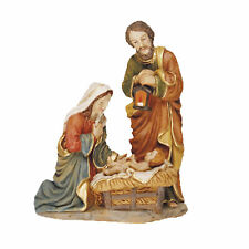 Nativity Magnet Ornament - Christmas Decoration - Resin - Holy Family
