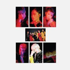 SM Town EXO Vol.6 Album [OBSESSION] Official 4x6 Photo Set (X-EXO ver)