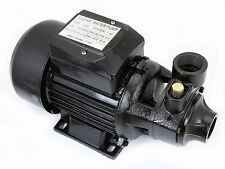 """1HP Industrial Electric Water Pump Centrifugal 1"""" npt  Head Copper Core Motor"""