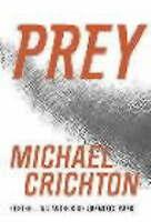 Prey by Michael Crichton - Audio cassette, abridged NEW SEALED