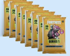 2019 PANINI FORTNITE SERIES 1 TRADING CARDS-VALUE PACK 176 CARDS (8 PACKS x 22)