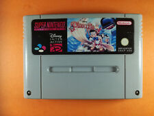 °!°/ Jeu Super Nintendo Snes - Disney PINOCCHIO / snsp-acgp-eur / loose