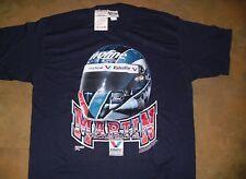 Mark Martin shirt sz. 2XL /XXL NEW w/tags #6 Valvoline Helmet logo mint RaRe