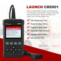 LAUNCH CR6001 OBD2 EOBD Auto Diagnostic Code Reader Scanner Check Tool As CR519
