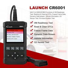 LAUNCH CR6001 OBD2 EOBD Auto Diagnostic Code Reader Scanner Check Tool As CR519