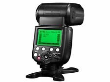 Pixel X700C Wireless Flash Speedlite ETTL with LCD Screen