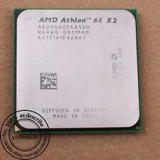 AMD Athlon 64 X2 5000+ - 2.6 GHz (ADO5000IAA5DU) AM2 CPU Processor 1000 MHz
