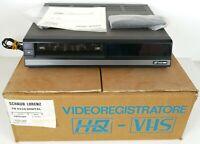 SHAUB LORENZ TR-6938 - VIDEOREGISTRATORE - VHS - NON FUNZIONANTE