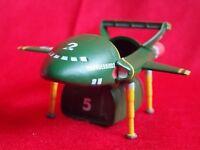 "Unopened! Thunderbirds Are Go 2 mini figure / YUJIN Length 3.8""  9.5cm / UK DSP"
