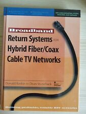 Raskin/Stoneback - Broadband Return Systems for Hybrid Fiber/Coax Cable TV Netw.