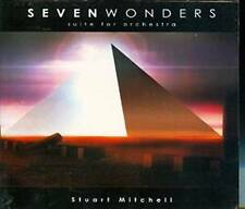 SEVEN WONDERS SUITE FOR ORCHESTRA BY STUART MITCHELL CD NEW & FACTORY SEALED