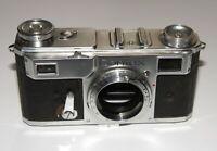 RARE 1936 MADE PRE-WAR Contax II Zeiss Ikon 35mm RF camera body EXC WORKING