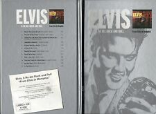 ELVIS PRESLEY 01 BOOK + CD From Elvis in Memphis MADE in ITALY 2010 MONDADORI