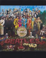 Peter Blake HAND SIGNED 8x10 Photo, Autograph, Sgt Pepper Artist, The Beatles