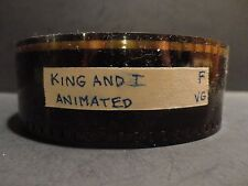 King and I 1999 35mm Theater Movie Trailer, Teaser, Film, Cells, Flat 2min30sec