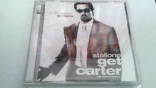 "ORIGINAL SOUNDTRACK ""GET CARTER"" CD 14 TRACKS BANDA SONORA OST BSO"