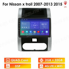 """Car GPS Radio Player for Nissan Xtrail 2007-2013 2015 10.1"""" Android 10 2+32GB"""